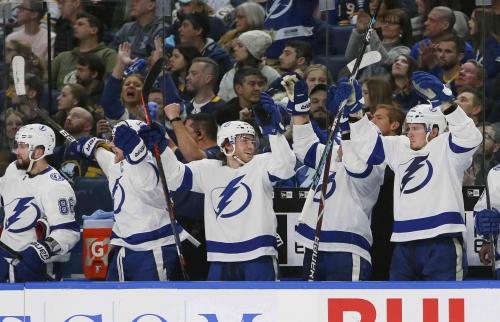 Lightning-Sabres: Rewinding Tampa Bay's win