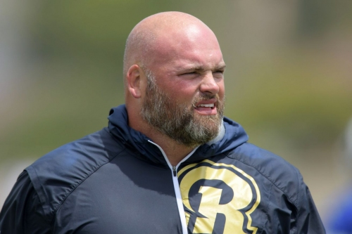 Congratulations to Andrew Whitworth