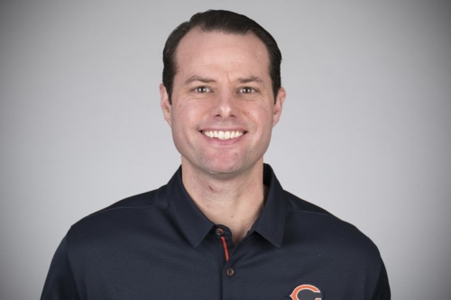 Brandon Staley out at OLB coach for the Chicago Bears