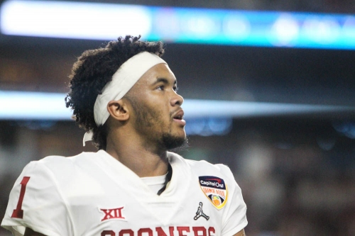 OU football: Oakland Athletics reportedly meeting with Kyler Murray to discuss MLB future