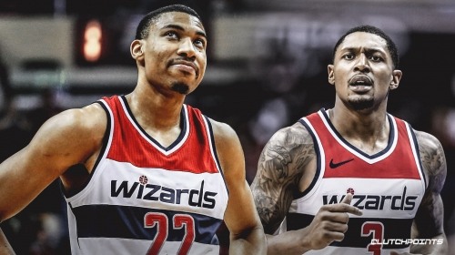 Wizards set franchise record with 19 3-pointers in 2OT loss to Raptors