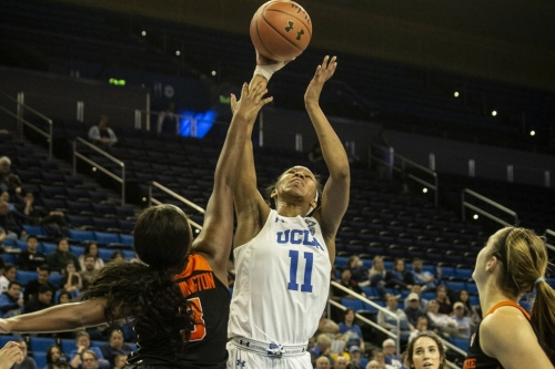 UCLA Women's Basketball Worn Down By Oregon State; Face #5 Oregon Next