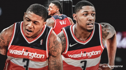 Bradley Beal becomes first Wizard ever with multiple 40-point triple-doubles