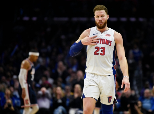 Pistons' midseason grades: Griffin top student, but class struggling