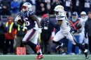 Sony Michel scores 3 TDs, New England Patriots roll past Los Angeles Chargers