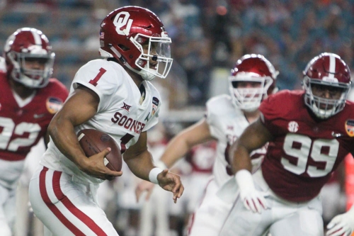 OU football: Kyler Murray reportedly asking for $15 million from Oakland A's