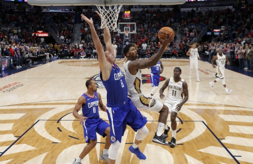 Tough Western Conference schedule keeps Clippers — and opponents — focused