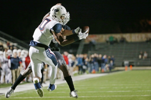 A closer look at the Dallas-area's top 2019 wide receiver/tight end recruits