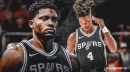Rudy Gay, Lonnie Walker IV out vs. Hornets on Monday