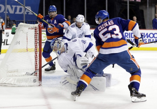 Lightning can't overcome another slow start.