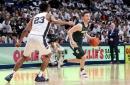 Freshmen trio rise to occasion in Michigan State basketball road win