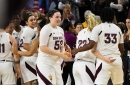 Gallery: No. 19 ASU Women's Basketball hangs on to beat No. 24 Cal