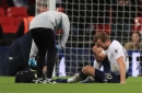Harry Kane suffers 'worrying' injury as Tottenham lose to Manchester United