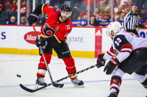 The Morning After Arizona: Milestone Night For The Captain