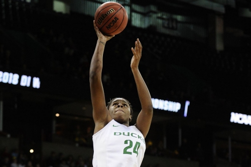 Sabally and Hebard Double-Double and Down UCLA, Ducks 72 - Bruins 52