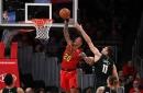 Upset bid falls short as Hawks yield to Bucks despite rebounding prowess