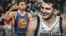 Mavs' Luka Doncic calls Stephen Curry's 48-point performance as 'nuts'