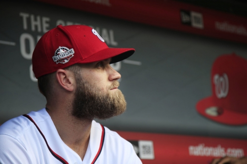 Report: Phillies may favor Bryce Harper over Manny Machado
