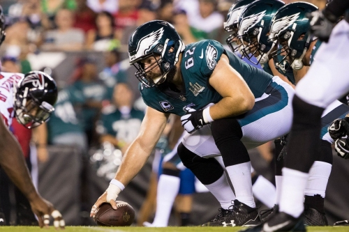 Ex-Bearcat Jason Kelce of Eagles has 'not made any decisions' about retirement