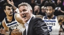 Sixers coach Brett Brown excited to see Robert Covington, Dario Saric upon Timberwolves visit