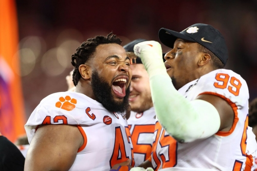 Could the Bengals take a Clemson DL in Round 1?