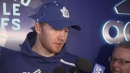 Frederik Andersen good to go for Maple Leafs vs. Avalanche
