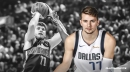 Luka Doncic is first teen in NBA history with 3 straight games of at least 25 points, 5 assists