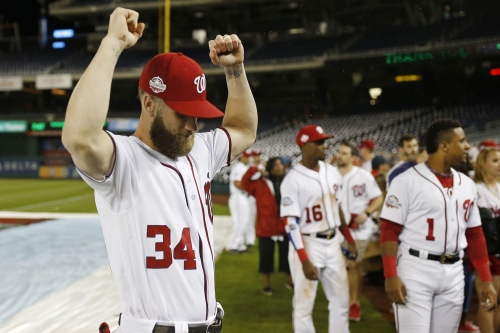 """Hittin' Season #248: The Phillies are the """"leading contender"""" to land Bryce Harper"""