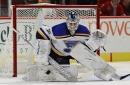 Jordan Binnington named second star of the week by NHL