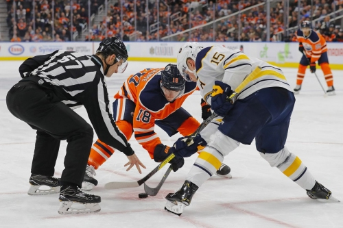 Complete Coverage: Sabres at Oilers | Game 46