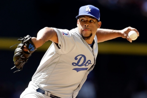 Former Dodgers Reliever Edward Paredes Signs Minor League Contract With Phillies