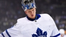 Layoff has Leafs' Andersen on track for championship-calibre workload