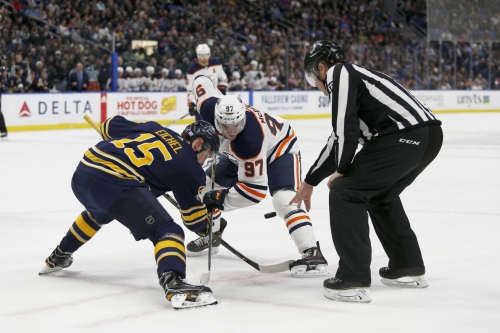 Preview: Sabres square of with leaky Oilers