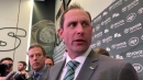 'I like his fire'- Jets' Gase on Darnold