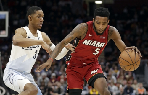 NBA rules on Cavaliers' sign-and-waive of former Warriors guard Pat McCaw