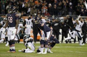 Bears GM won't say if Parkey will be back next season