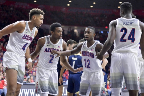2018-2019 Pac-12 Basketball Power Rankings: 1/14