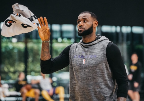Lakers Injury Update: LeBron James Running As Recovery From Strained Groin Continues