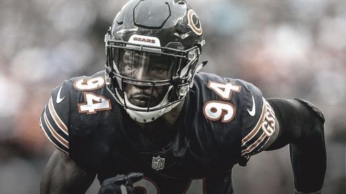 Bears to pick up fifth-year option on Leonard Floyd