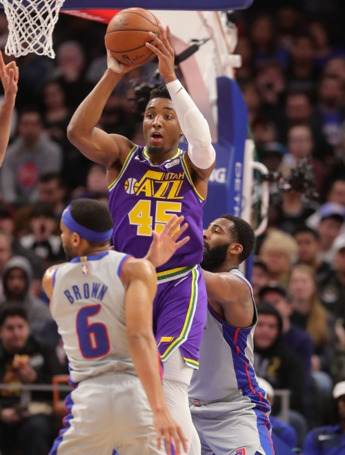 Detroit Pistons vs. Utah Jazz: Ish Smith expected to return