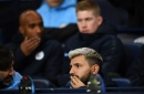 Pep Guardiola sends message to Man City squad after benching Kevin De Bruyne and Sergio Aguero