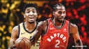 Raptors' Kawhi Leonard, Jazz's Donovan Mitchell named Players of the Week
