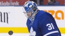 Is Andersen the most important member of the Maple Leafs?