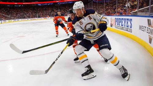 NHL Live Tracker: Oilers vs. Sabres