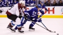 Maple Leafs leave Andersen under siege in return to action
