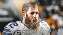 Cowboys center Travis Frederick expected back in time for voluntary offseason program