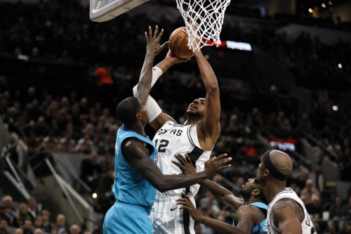San Antonio vs. Charlotte, Final Score: Spurs stung by the Hornets 93 - 108