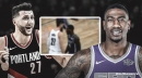 Video: Iman Shumpert went off on Jusuf Nurkic during Kings-Blazers game