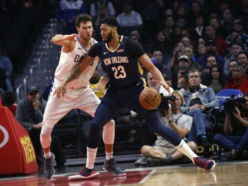 Davis scores 46, Pelicans beat Clippers 121-117