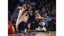 Anthony Davis, Pelicans hold off Clippers down the stretch